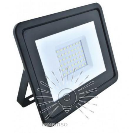 Прожектор Lemanso LED 50W 6500K  / LMPS16-50. Микроволновый датчик Lemanso - 2