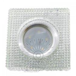 Спот Lemanso ST6306 прозрачный MR16 + подсветка 3W 6500K Lemanso - 1