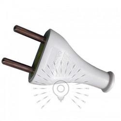 Вилка прямая Lemanso белая / LMA052 Lemanso - 1