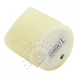 Свічка LED Lemanso 75*100мм 2700K 3xAAA (немає в компл.) IP20 / LM36001 (+ пульт, еф. Полум'я) Lemanso - 3