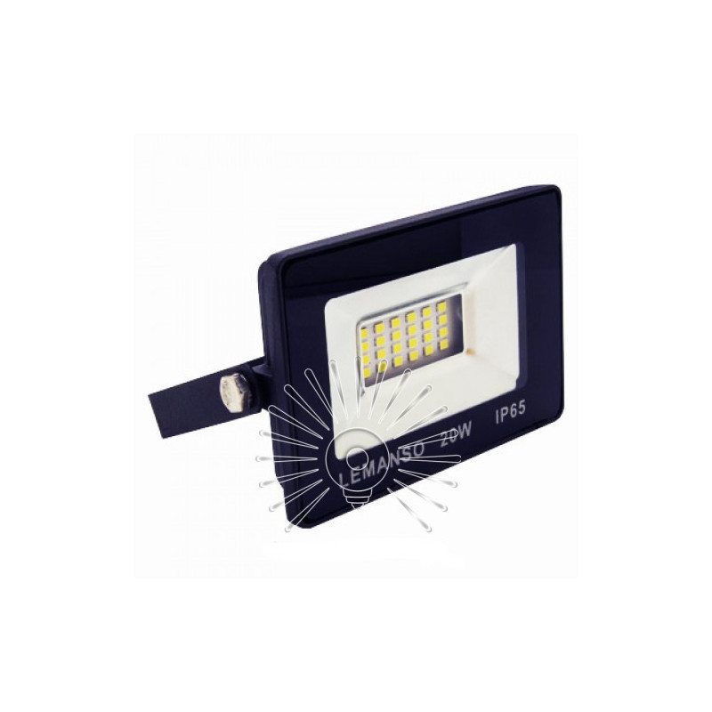 Прожектор Lemanso LED 20W 6500K IP65 1200LM / LMP73-20 Lemanso - 1