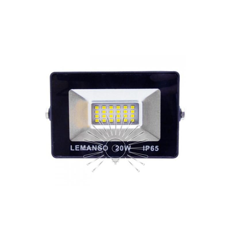 Прожектор Lemanso LED 20W 6500K IP65 1200LM / LMP73-20 Lemanso - 3