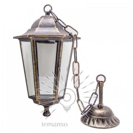Світильник вуличний Lemanso PL6105 на ланцюжку 60W E27 Lemanso - 1