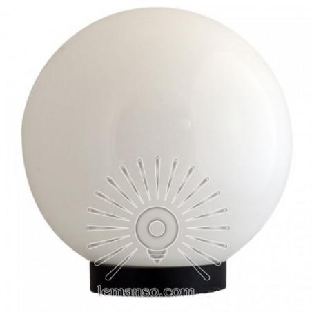 Куля діаметр 250 білий Lemanso PL2104 макс. 40W + база з E27 Lemanso - 1