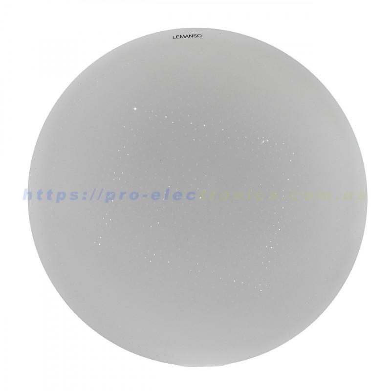 "Світильник LED Lemanso 36W 4500K 2400LM ""Париж"" IP20 180-265V / LM35005 зоряне небо Lemanso - 3"