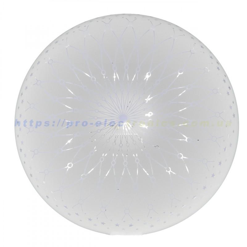 "Светильник LED Lemanso 72W 4500K 4700LM ""Стамбул"" IP20 180-265V / LM35015 (пл. 500*500*110mm, база 450*450mm) Lemanso - 3"