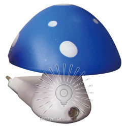 Ночник Lemanso Гриб 3 LED 6500K с сенсором / NL16 Lemanso - 2