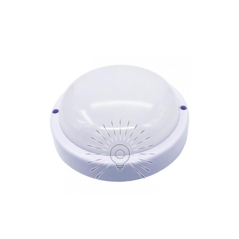 """Світильник LED Lemanso 8W коло білий 180-265V 640LM 6500K """"Глобус"""" IP65 / LM900 Lemanso - 1"""