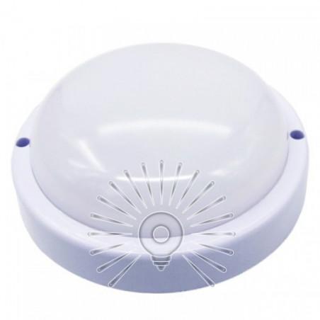 """Світильник LED Lemanso 12W коло білий 180-265V 6500K 900LM """"Глобус"""" IP65 / LM901 Lemanso - 1"""