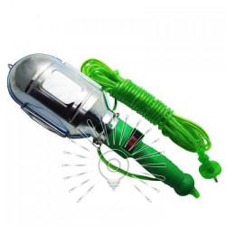 Переноска гаражная 10м Lemanso макс.150W зеленный цвет LMA326 Lemanso - 1