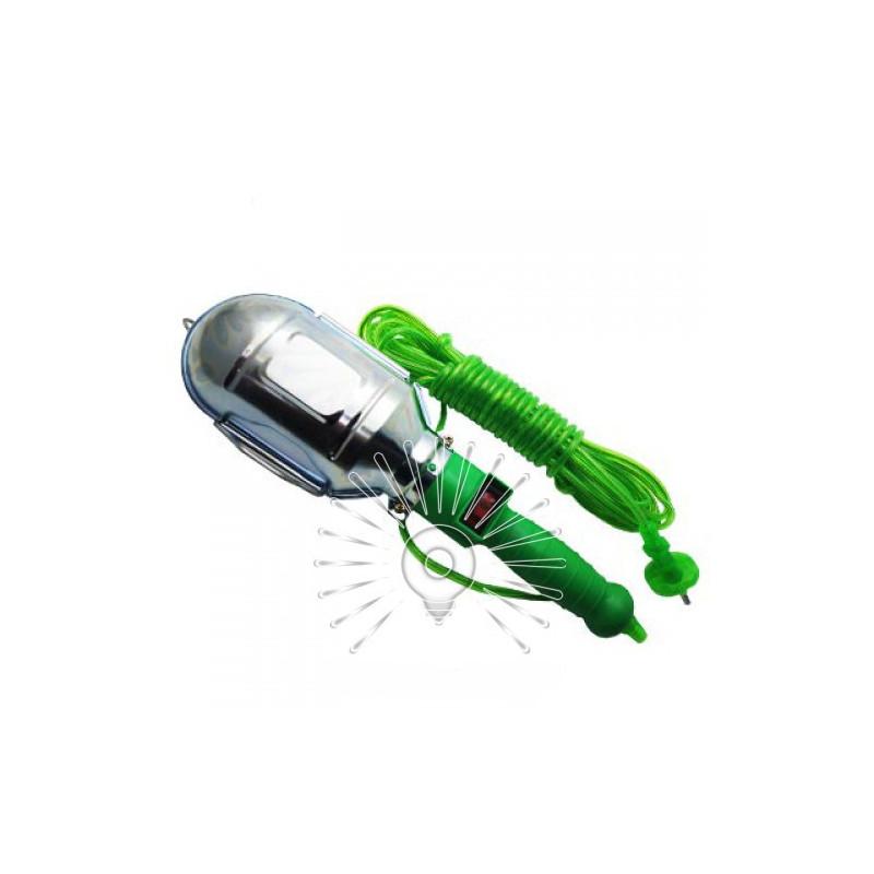 Переноска гаражна 10м Lemanso макс.150W зеленний колір LMA326 Lemanso - 1