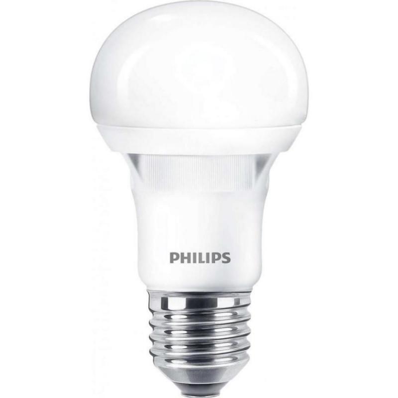 Світлодіодна Лампа PHILIPS LEDBulb E27 5-40W 230V A60 Essential (929001203887) Philips - 1
