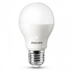 Лампа светодиодная Philips  A60 9W 4000K E27 Essential. 929002299387 Philips - 1