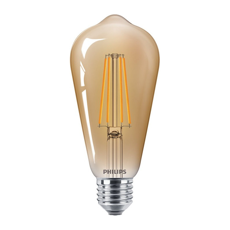 Світлодіодна лампа LEDClassic 5.5-48W ST64 E27 825CL 929001941808 Philips - 1