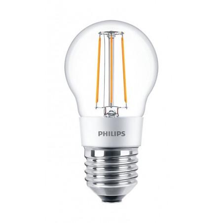 Світлодіодна дімміруємая лампа LEDClassic 4.5-50W P45 E27 WW CL D APR Philips - 1