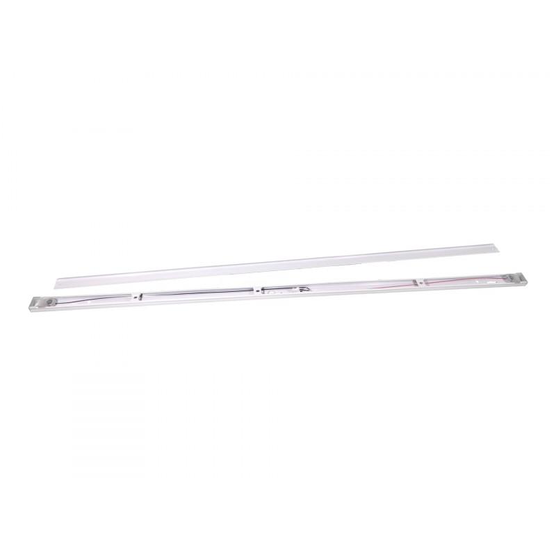 Металева лижа для LED T8 1200mm Lemanso / LM960 Lemanso - 3