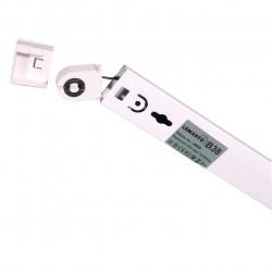 Металева лижа для LED T8 600mm Lemanso / LM959 Lemanso - 3