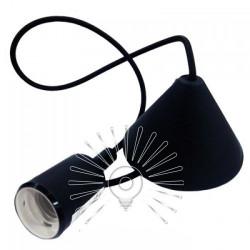 """Підвісний світильник пластик Lemanso """"V-подібний"""" + E27 1м / LMA072 Lemanso - 2"""