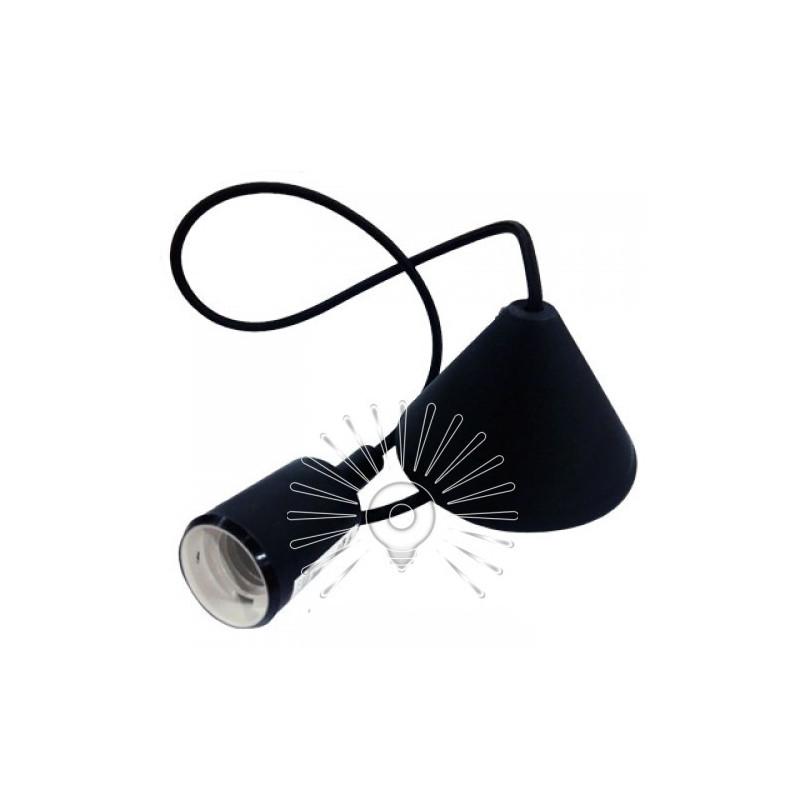 """Подвесной светильник пластик Lemanso """"V-образный"""" + E27 1м / LMA072 Lemanso - 2"""