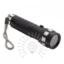 Ліхтарик LEMANSO 14 LED чорний / LMF34 алюміній Lemanso - 1