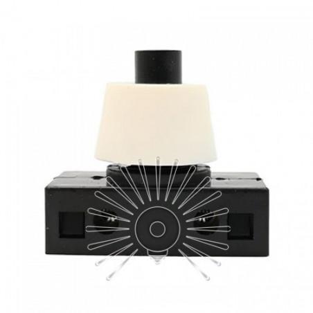 Кнопка Lemanso LSW09 чёрная для лампы / PBS17A Lemanso - 1