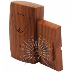 Звонок Lemanso 23А 12V LDB54 вишня Lemanso - 1