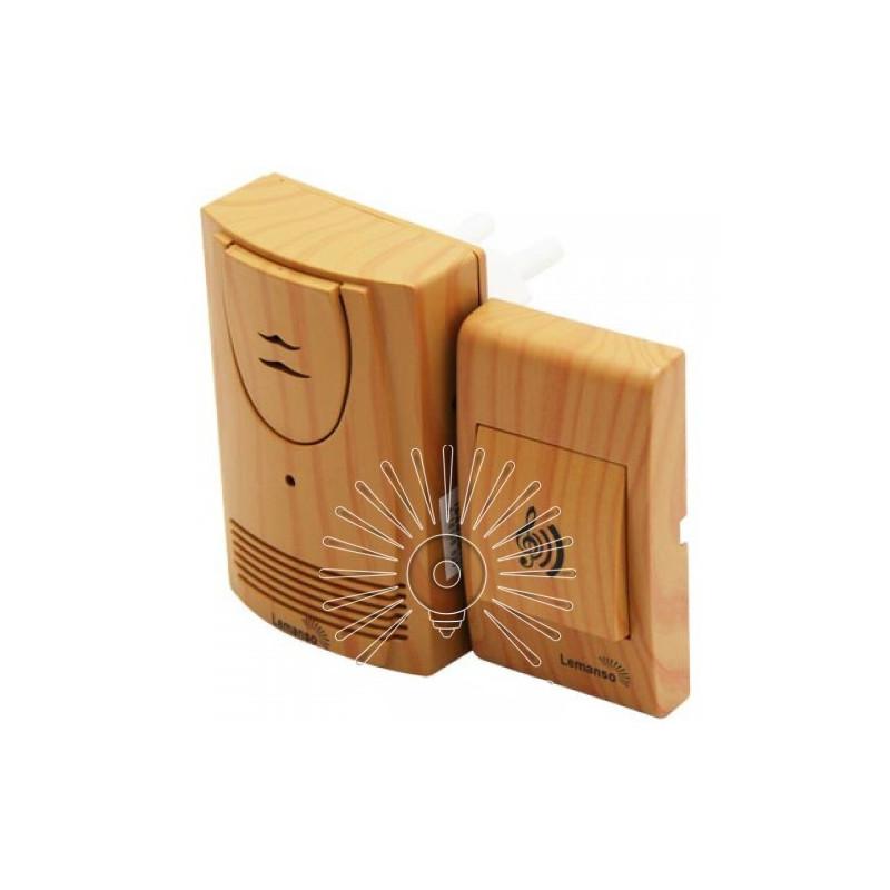 Звонок Lemanso 230V LDB50 ольха Lemanso - 2