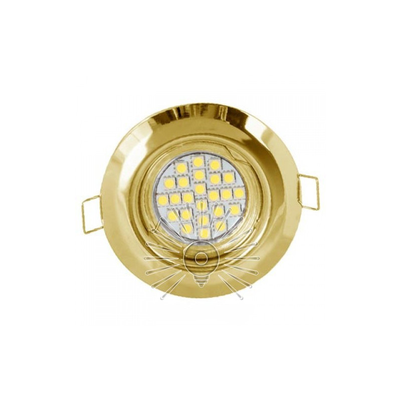Спот Lemanso DL3204 MR16 золото Lemanso - 1