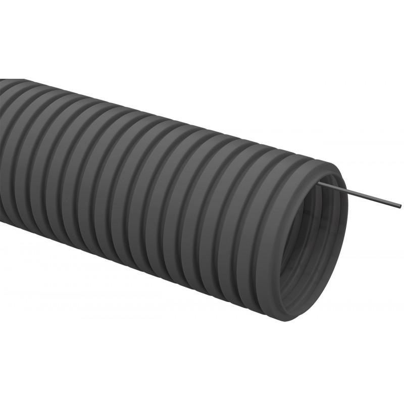 Гофрована труба з протяжкою D16 100 метрів КОВА Електро ООО «КОВА-ЭЛЕКТРО» - 2