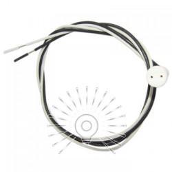 Патрон LEMANSO G4 керамический / провода 50 см для люстры / LM2507 Lemanso - 1