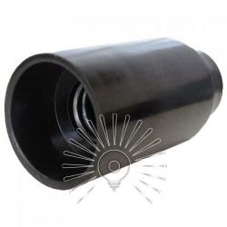 Патрон LEMANSO Е14 бакелит чёрный / LM2523 Lemanso - 1
