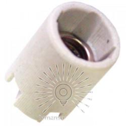 Патрон LEMANSO Е14 керамический / LM2530 (LM104) Lemanso - 1