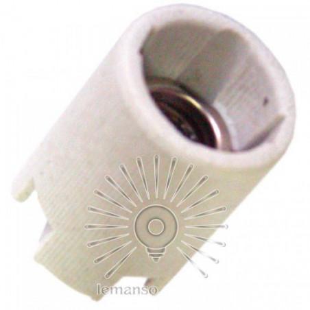 Патрон LEMANSO Е14 керамічний / LM2530 (LM104) Lemanso - 1
