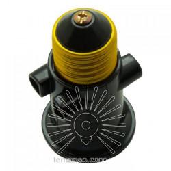 """Патрон LEMANSO Е27 бакелит, для ламп + штепсельные гнезда """"жулик"""" / LM2514 Lemanso - 1"""
