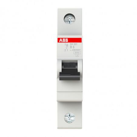 Автоматичний вимикач ABB SH201-B6 ABB - 1