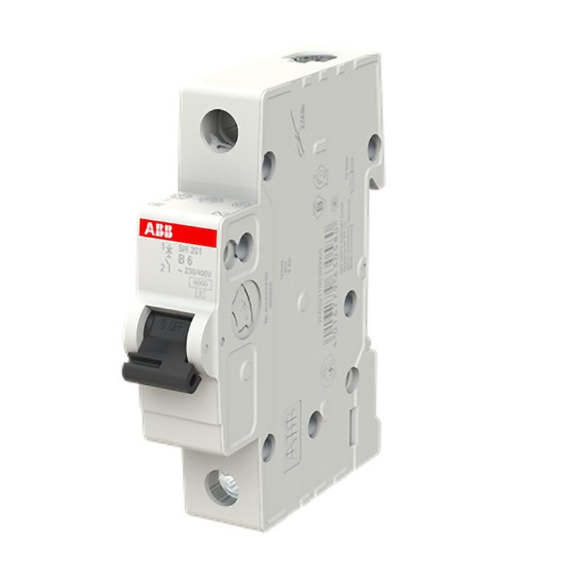 Автоматичний вимикач ABB SH201-B6 ABB - 2
