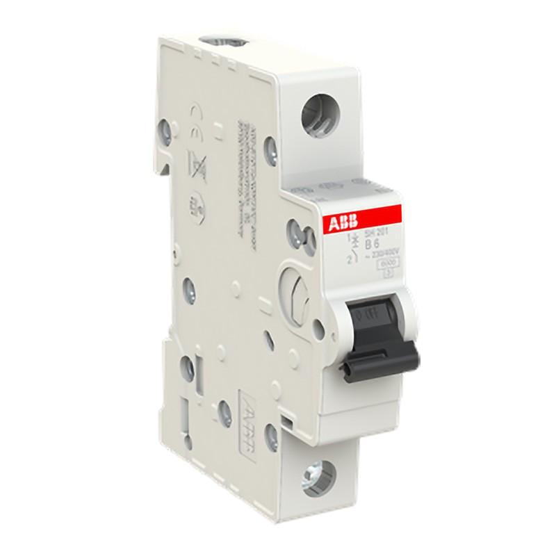 Автоматичний вимикач ABB SH201-B6 ABB - 3