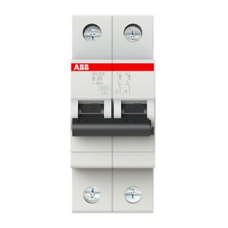 Автоматичний вимикач ABB SH202-B20 ABB - 1