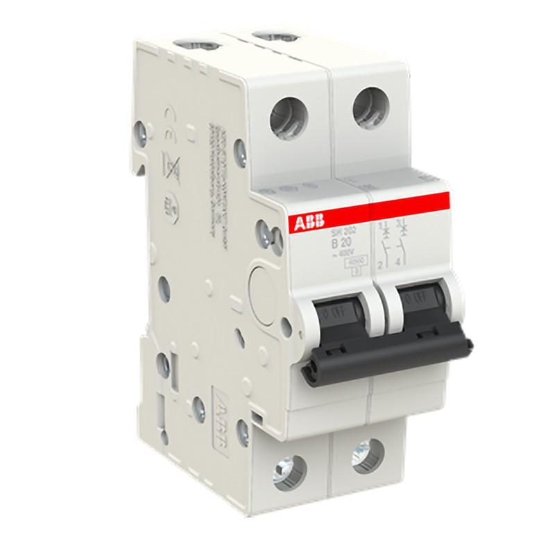 Автоматичний вимикач ABB SH202-B20 ABB - 3
