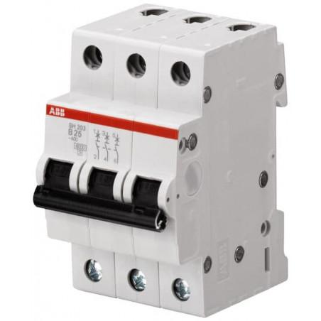 Автоматичний вимикач ABB SH203-B25 ABB - 1