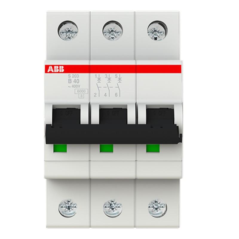 Автоматичний вимикач ABB SH203-В40 ABB - 1