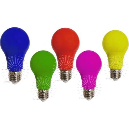 Лампа Lemanso світлодіодна 7W A60 E27 175-265V / LM3086 Lemanso - 1