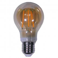 Лампа Эдисона Lemanso светодиодная 6W A60 E27 480LM 2200K 220-240V, золотая / LM3801 Lemanso - 1