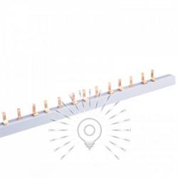 Шина соединительная для 3-фазных автоматов штырь 1м Lemanso / LMA065 Lemanso - 1