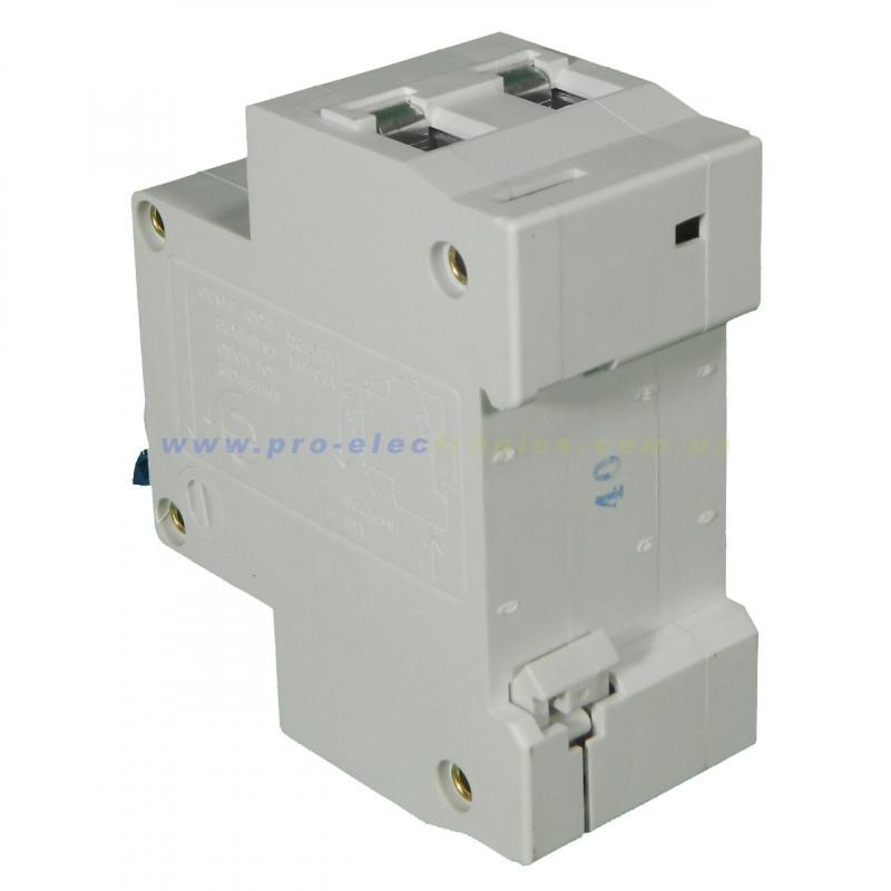 Диференціальний автомат Lemanso 4.5KA 1п+н 25A 30mA RCBO LBO45 Lemanso - 3