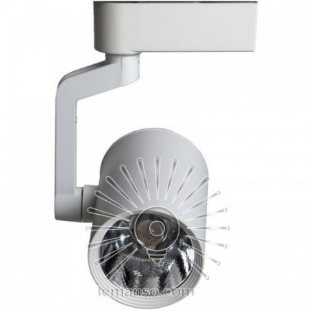Трековий світильник LED Lemanso 10W 800LM 6500K білий / LM507-10 Lemanso - 1