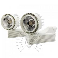 Трековий світильник LED Lemanso 30W 2100LM 6500K білий / LM562-30 Lemanso - 1