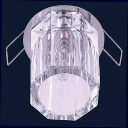 Світильник точковий 70802 + 712 коло G4 60CH Brilux - 1