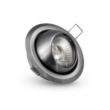 Світильник точковий BRILUX ALPE 31. Хром. Поворотний Brilux - 1