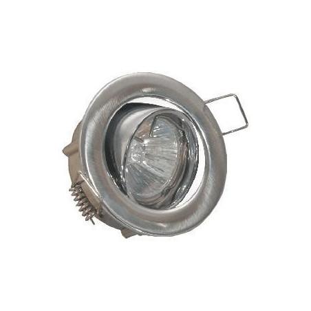 Світильник точковий BRILUX DL- 5. Хром. Поворотний Brilux - 1